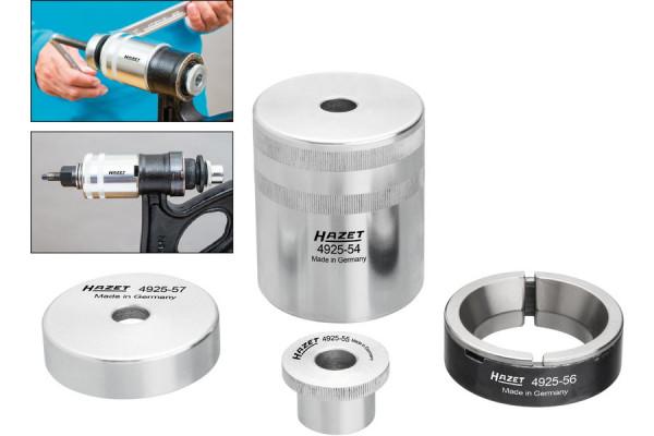 HAZET 4925-2509/4 Silentlager-Werkzeugsatz