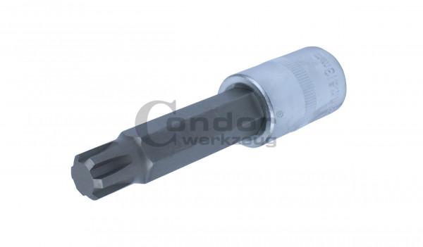 Condor 12055/11 Bit-Stecknuss, 1/2'', Keilnut M11x55 mm