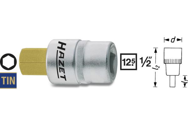 HAZET 986-10 Schraubendreher-Einsatz