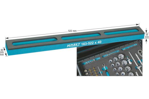 HAZET 163-522X50 Weichschaumeinlage
