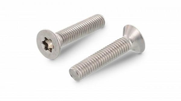 ISO 10642 Senkkopfschrauben mit Innensechsrund (TX)