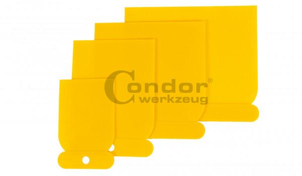 Condor 390A Kunstoff-Karosserie-Spachtelsatz, 4-tl