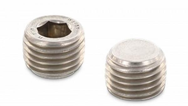 DIN 906 Verschlußschrauben mit Innensechskant metrisch/fein