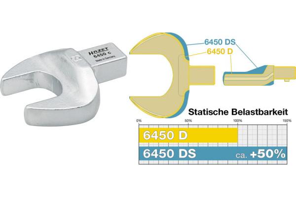 HAZET 6450C-13 Einsteck-Maulschlüssel