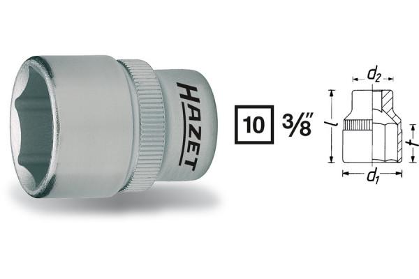 HAZET 880-18 Sechskant-Steckschlüssel-Einsatz