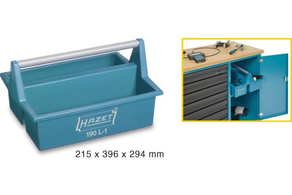 HAZET 190L-1 Werkzeugkasten, Leer