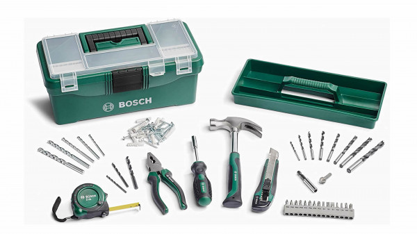 BOSCH Werkzeug Set im Koffer 73tlg.