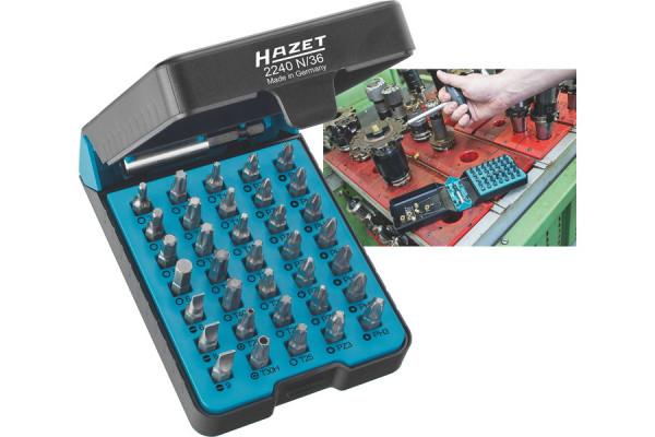 HAZET 2240N/36 Bit-Satz