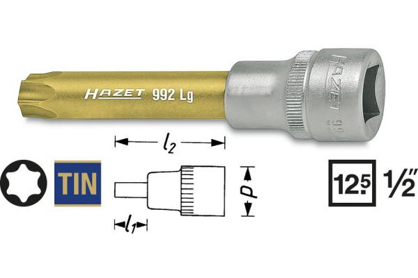 HAZET 992LG-T50 Torx-Schraubendreher-Einsatz
