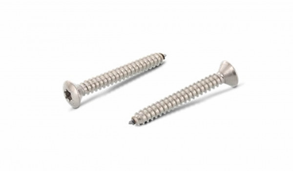 ISO14587 Linsensenkkopf-Blechschrauben mit Innensechsrund (TX)
