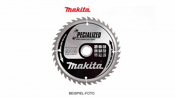 MAKITA B-32144 HM-Kreissägeblatt 190x2,0x30 12Z
