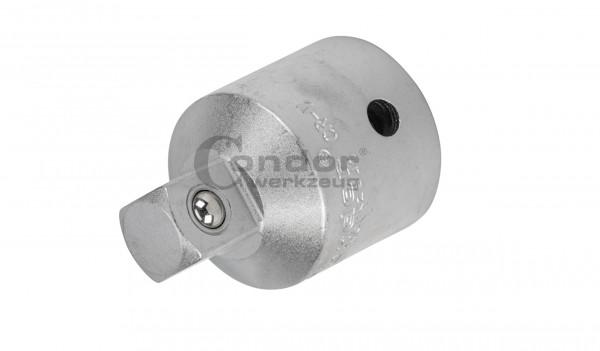 Condor 20603 Adapter, 1/2'' innen x 3/8'' aussen